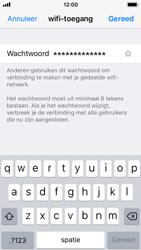 Apple iPhone SE met iOS 11 (Model A1723) - WiFi - Mobiele hotspot instellen - Stap 5