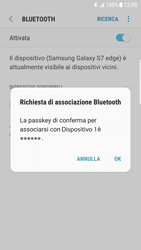 Samsung Galaxy S7 Edge - Android N - Bluetooth - Collegamento dei dispositivi - Fase 8