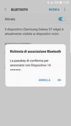 Samsung Galaxy S7 Edge - Android N - Bluetooth - Collegamento dei dispositivi - Fase 8