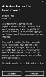 Nokia Lumia 1020 - Applications - Configuration de votre store d