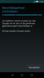 Huawei Ascend G7 - apps - account instellen - stap 8