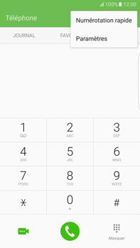 Samsung Samsung G928 Galaxy S6 Edge + (Android M) - Messagerie vocale - Configuration manuelle - Étape 5