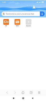 Xiaomi Mi Mix 3 5G - Internet et roaming de données - Navigation sur Internet - Étape 14