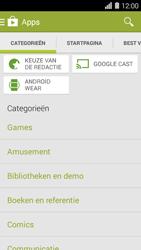 Huawei Ascend Y550 - apps - app store gebruiken - stap 5