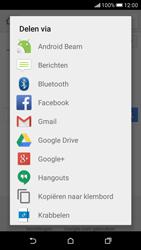 HTC Desire 626 - Internet - Internetten - Stap 18