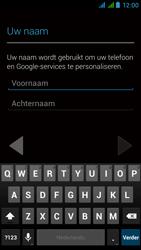 Fairphone Fairphone 1 - Applicaties - Account aanmaken - Stap 6