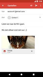 Google Pixel XL - E-mail - e-mail versturen - Stap 15