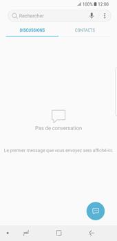 Samsung Galaxy S9 - Contact, Appels, SMS/MMS - Envoyer un MMS - Étape 4