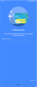 Sony Xperia 1 - E-Mail - Konto einrichten (outlook) - Schritt 6