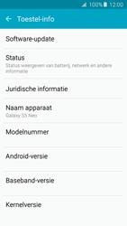 Samsung Galaxy S5 Neo (G903F) - software - update installeren zonder pc - stap 5