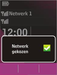 Nokia C2-03 - netwerk en bereik - gebruik in binnen- en buitenland - stap 10