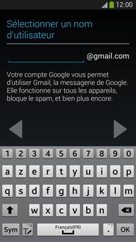 Samsung Galaxy Note 3 - Applications - Créer un compte - Étape 8