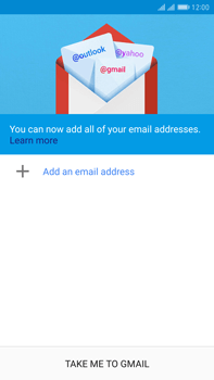 Huawei Mate 9 Pro - Email - 032a. Email wizard - Gmail - Step 5
