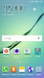 Samsung Galaxy S6 Edge - Internet et connexion - Désactiver la connexion Internet - Étape 1