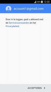Samsung N910F Galaxy Note 4 - E-mail - handmatig instellen (gmail) - Stap 13