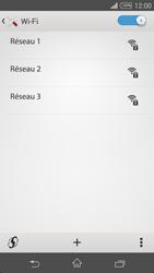 Sony Xperia Z3 - WiFi - Configuration du WiFi - Étape 6