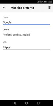 Huawei Mate 10 Pro - Internet e roaming dati - Uso di Internet - Fase 10