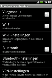 HTC A6363 Legend - bluetooth - aanzetten - stap 5