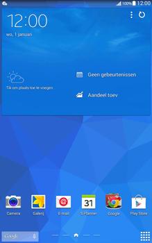 Samsung T335 Galaxy Tab 4 8-0 - MMS - Automatisch instellen - Stap 3