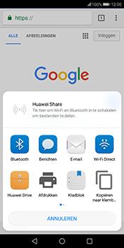 Huawei Mate 10 Lite - Internet - hoe te internetten - Stap 20