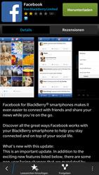 BlackBerry Leap - Apps - Konto anlegen und einrichten - 8 / 14