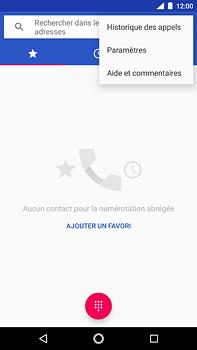 Nokia 6 (2018) - Messagerie vocale - Configuration manuelle - Étape 5