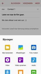 Samsung Galaxy J5 (J500F) - e-mail - hoe te versturen - stap 11