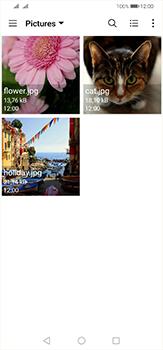 Huawei P30 Lite - MMS - afbeeldingen verzenden - Stap 17