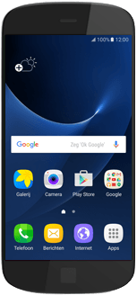 Samsung Galaxy Note9 - apps - deactiveer automatisch afspelen in Facebook - stap 1