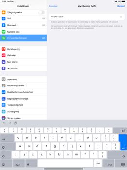 Apple iPad Pro 12.9 inch 4th generation (2020) (Model A2232) - WiFi - Mobiele hotspot instellen - Stap 5