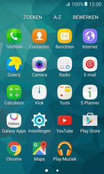 Samsung Galaxy Xcover 3 VE (G389) - Applicaties - Account aanmaken - Stap 3