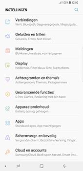 Samsung Galaxy Note 8 - MMS - Handmatig instellen - Stap 4