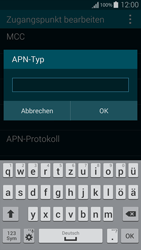 Samsung G850F Galaxy Alpha - Internet - Manuelle Konfiguration - Schritt 13