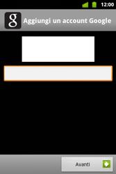 Alcatel OT-983 - Applicazioni - configurazione del negozio applicazioni - Fase 13
