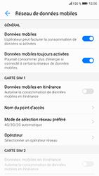 Honor 9 - Internet et connexion - Activer la 4G - Étape 7