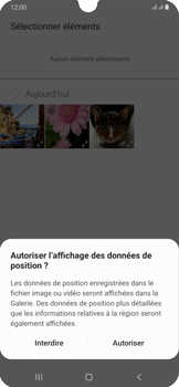 Samsung Galaxy A50 - Contact, Appels, SMS/MMS - Envoyer un MMS - Étape 18