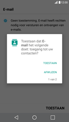 LG X Screen - E-mail - handmatig instellen (outlook) - Stap 12