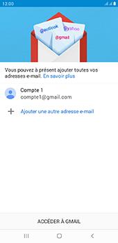 Samsung Galaxy J4 Plus - E-mail - Configurer l