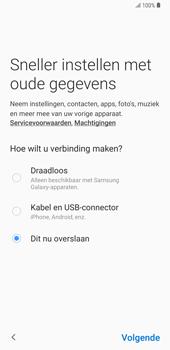 Samsung galaxy-note-9-sm-n960f-android-pie - Instellingen aanpassen - Nieuw toestel instellen - Stap 8