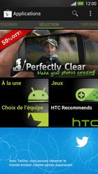 HTC One - Applications - Télécharger une application - Étape 4