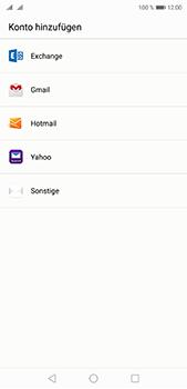 Huawei P20 Pro - E-Mail - Konto einrichten (outlook) - Schritt 4