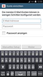 Samsung Galaxy S4 Mini LTE - E-Mail - Konto einrichten (outlook) - 5 / 13
