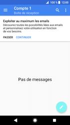 Sony Xperia XZ1 - E-mails - Ajouter ou modifier un compte e-mail - Étape 24