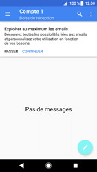 Sony Xperia XZ1 - E-mail - configuration manuelle - Étape 27