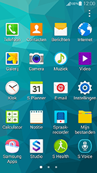 Samsung Galaxy S5 Mini - internet - hoe te internetten - stap 2
