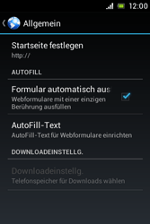 Sony Xperia E - Internet - Manuelle Konfiguration - Schritt 24