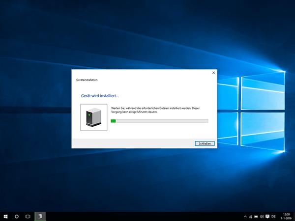 Alcatel MiFi Y900 - Startanleitung - Verbinden des Modems mit Ihrem PC oder Laptop - Schritt 4