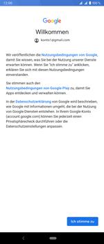 Sony Xperia 1 - E-Mail - Konto einrichten (gmail) - Schritt 11
