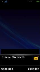 Sony Ericsson U5i Vivaz - MMS - Automatische Konfiguration - Schritt 4