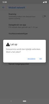 Nokia 7.1 - Android Pie - netwerk en bereik - gebruik in binnen- en buitenland - stap 8